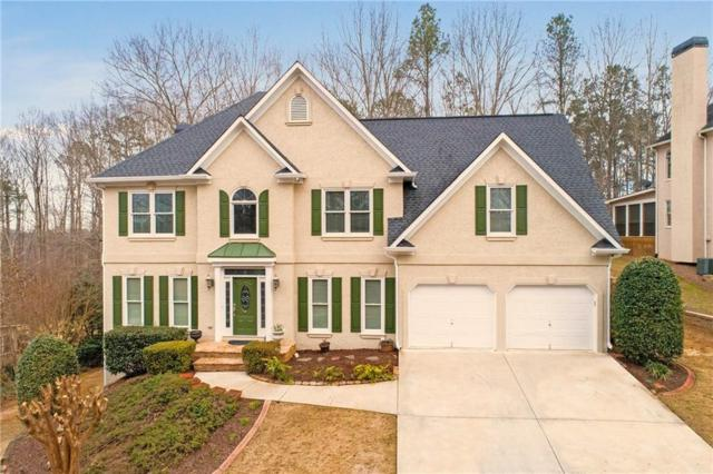 580 Fairway Drive, Woodstock, GA 30189 (MLS #6517999) :: The Cowan Connection Team