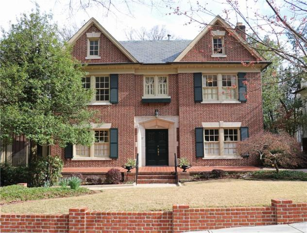 37 Palisades Road NE, Atlanta, GA 30309 (MLS #6518068) :: RE/MAX Paramount Properties