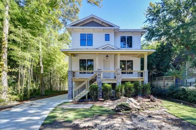 1404 Sylvan Circle, Brookhaven, GA 30319 (MLS #6518493) :: Charlie Ballard Real Estate