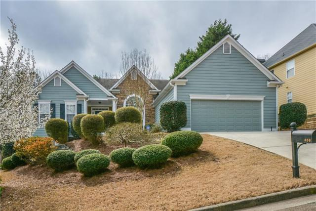 306 Warm Winds Trail, Canton, GA 30114 (MLS #6519137) :: The Zac Team @ RE/MAX Metro Atlanta