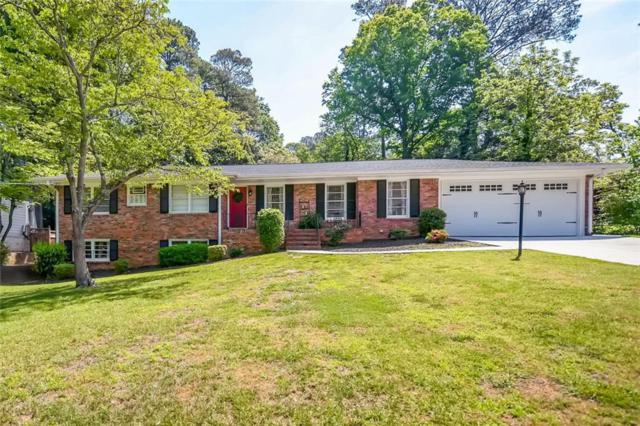 1671 Colebrook Circle, Decatur, GA 30033 (MLS #6519150) :: The Zac Team @ RE/MAX Metro Atlanta