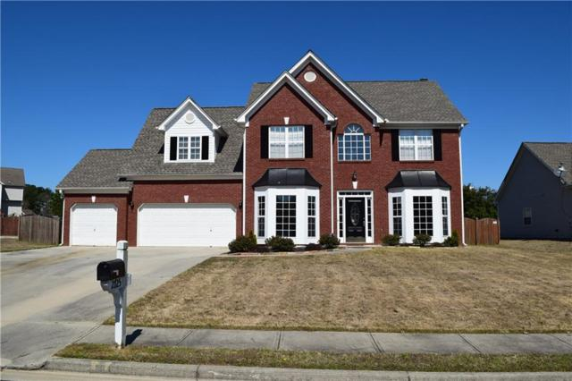 2725 Lake Commons Court, Snellville, GA 30078 (MLS #6520176) :: The Cowan Connection Team