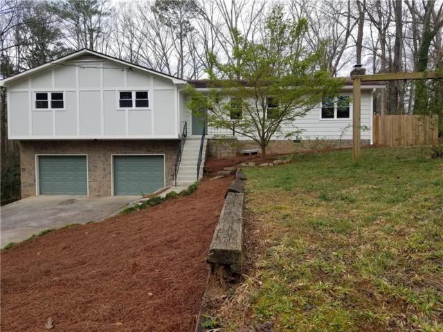 5523 Cheyenne Drive, Acworth, GA 30102 (MLS #6520234) :: North Atlanta Home Team