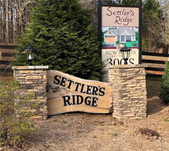 Lot 17 Settler's Ridge Drive, Ball Ground, GA 30107 (MLS #6520823) :: The Zac Team @ RE/MAX Metro Atlanta