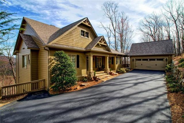 930 Ridgeview Drive, Big Canoe, GA 30143 (MLS #6521222) :: Todd Lemoine Team