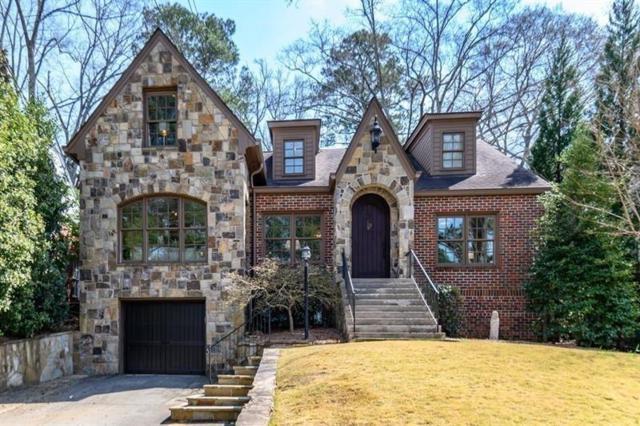 1733 Noble Drive NE, Atlanta, GA 30306 (MLS #6521310) :: North Atlanta Home Team