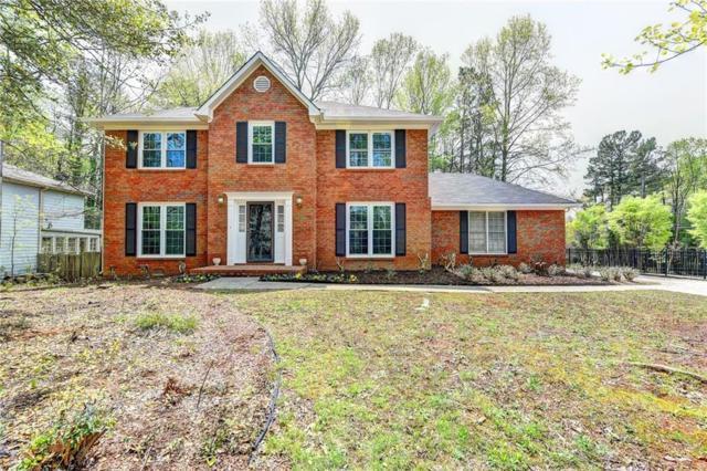 3100 NW Lakeridge Drive, Marietta, GA 30067 (MLS #6521584) :: North Atlanta Home Team