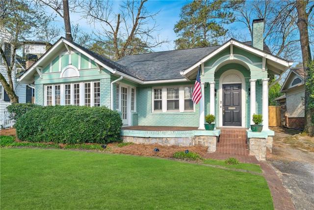 36 Polo Drive NE, Atlanta, GA 30309 (MLS #6521614) :: Iconic Living Real Estate Professionals