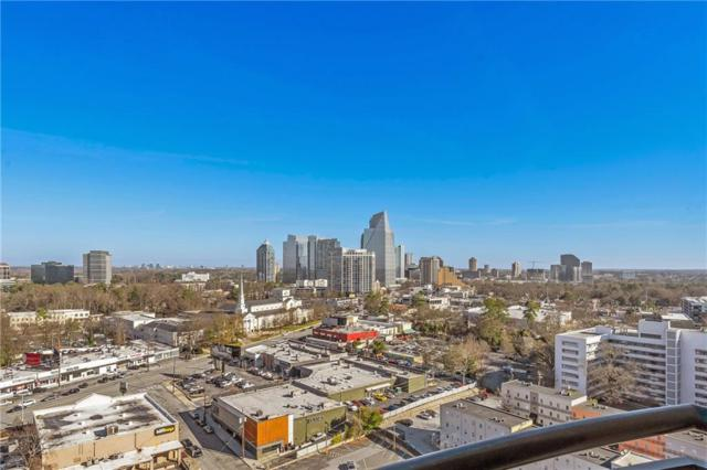 325 E Paces Ferry Road NE #1811, Atlanta, GA 30305 (MLS #6521796) :: RE/MAX Paramount Properties