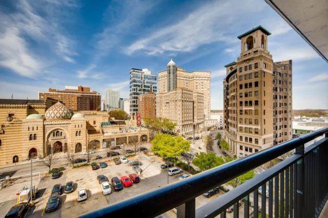 620 Peachtree Street NE #802, Atlanta, GA 30308 (MLS #6522007) :: The Hinsons - Mike Hinson & Harriet Hinson