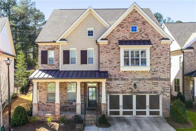 1055 Hargrove Point Way, Alpharetta, GA 30004 (MLS #6522071) :: RE/MAX Prestige