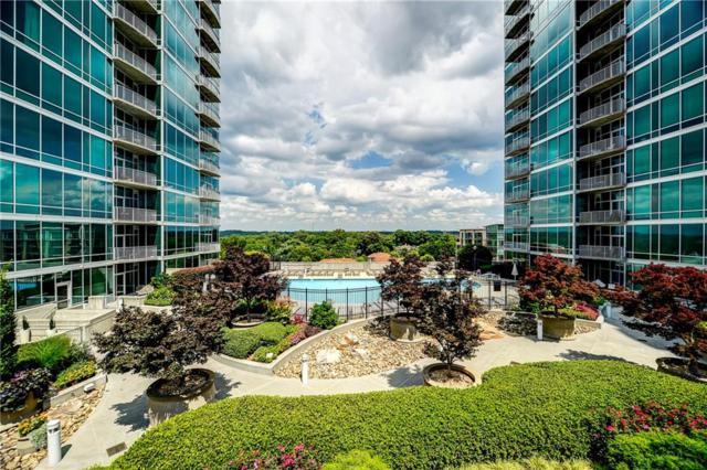 943 Peachtree Street NE #2015, Atlanta, GA 30309 (MLS #6522100) :: RE/MAX Paramount Properties