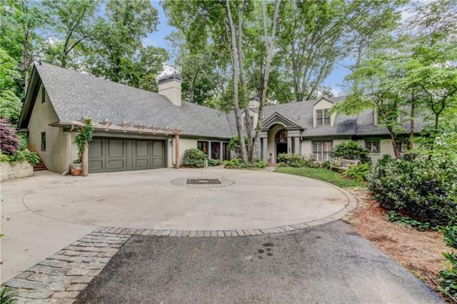 4990 Riverview Road, Sandy Springs, GA 30327 (MLS #6522219) :: Iconic Living Real Estate Professionals