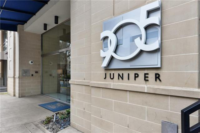 905 Juniper Street NE #412, Atlanta, GA 30309 (MLS #6522398) :: North Atlanta Home Team