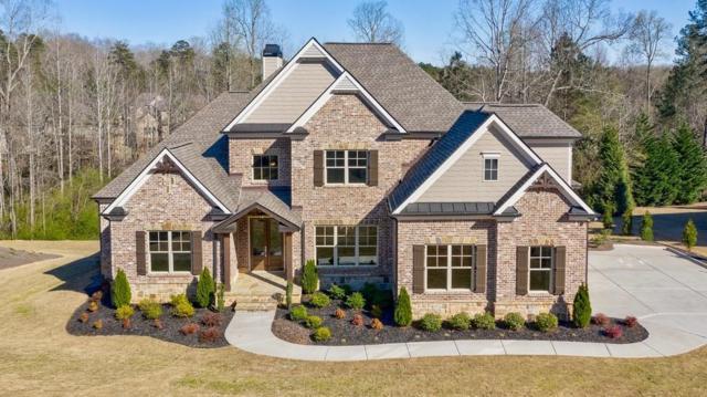 719 Creekside Bend, Alpharetta, GA 30004 (MLS #6524095) :: North Atlanta Home Team