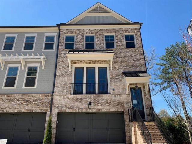 3752 Huger Place SE #42, Smyrna, GA 30080 (MLS #6524234) :: The Zac Team @ RE/MAX Metro Atlanta