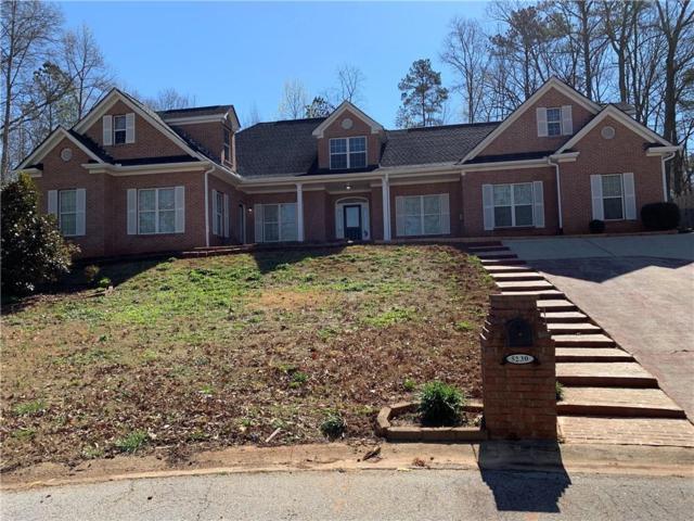 5230 Brasswood Trace, Stone Mountain, GA 30088 (MLS #6524334) :: RE/MAX Paramount Properties