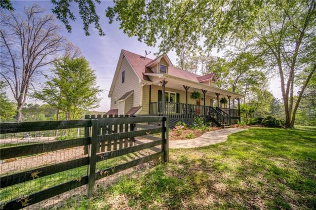 110 Pine Rock Place, Waleska, GA 30183 (MLS #6524657) :: Path & Post Real Estate