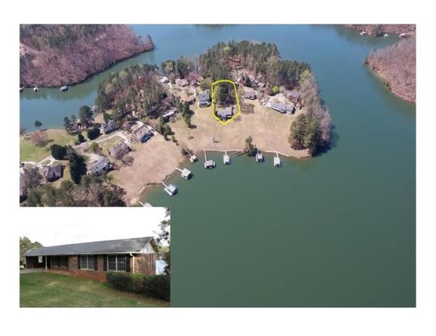4586 T Moore Road, Oakwood, GA 30566 (MLS #6524661) :: Hollingsworth & Company Real Estate