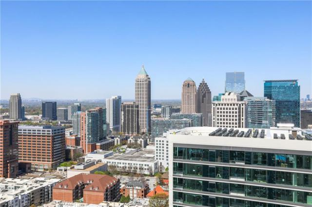 855 Peachtree Street NE #3212, Atlanta, GA 30308 (MLS #6524973) :: The Zac Team @ RE/MAX Metro Atlanta