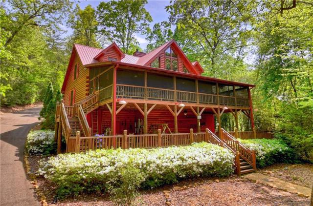 140 Riverwood Lane, Ellijay, GA 30536 (MLS #6525107) :: Iconic Living Real Estate Professionals