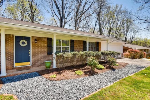 4241 Antler Trail SE, Smyrna, GA 30082 (MLS #6525255) :: Kennesaw Life Real Estate