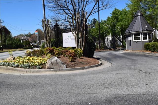 2657 NE Lenox Road NE H 99, Atlanta, GA 30324 (MLS #6525456) :: RE/MAX Paramount Properties