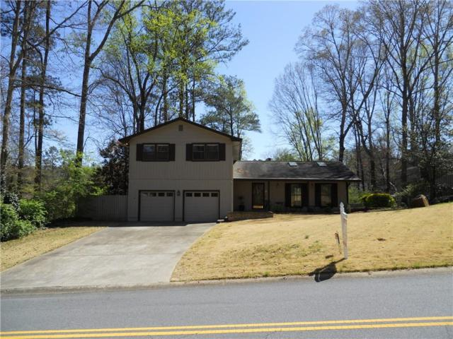 845 Fairfield Drive, Marietta, GA 30068 (MLS #6525592) :: RE/MAX Paramount Properties
