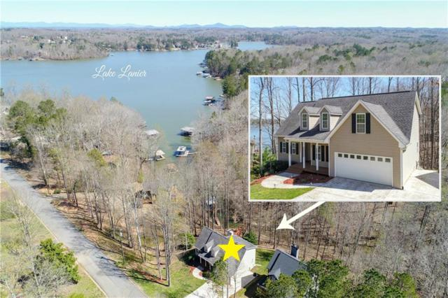 58 Longview Drive, Dawsonville, GA 30534 (MLS #6525819) :: Iconic Living Real Estate Professionals