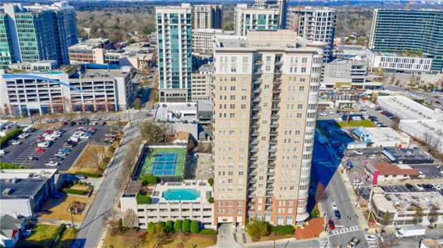 325 E Paces Ferry Road NE #1011, Atlanta, GA 30305 (MLS #6526459) :: RE/MAX Paramount Properties