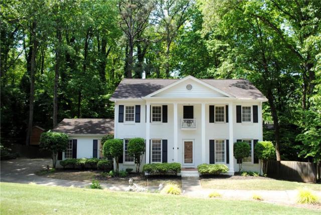 1200 Lake Ridge Court, Roswell, GA 30076 (MLS #6526618) :: RE/MAX Paramount Properties