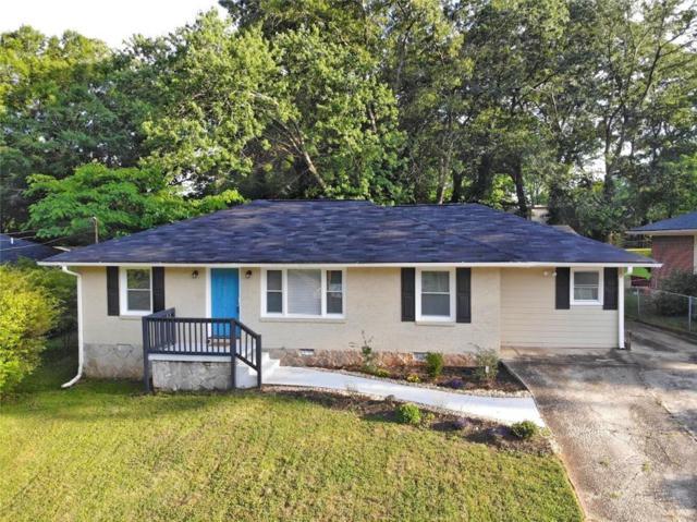 2609 Glenvalley Drive, Decatur, GA 30032 (MLS #6526901) :: RE/MAX Paramount Properties