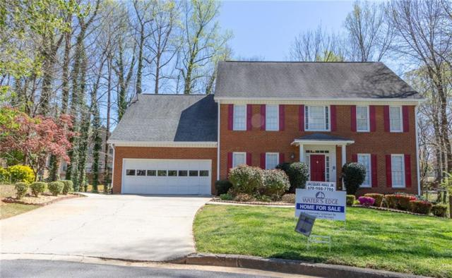 7349 Timberline Way, Stone Mountain, GA 30087 (MLS #6526997) :: Iconic Living Real Estate Professionals