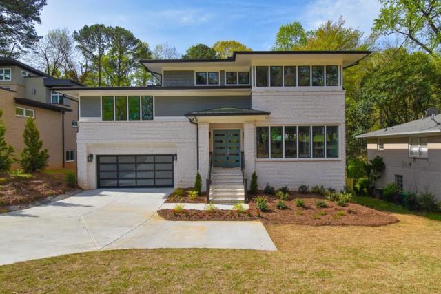 1303 Citadel Drive NE, Atlanta, GA 30324 (MLS #6527325) :: Iconic Living Real Estate Professionals