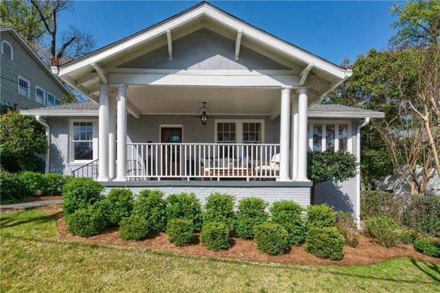 82 Montgomery Ferry Drive, Atlanta, GA 30309 (MLS #6527351) :: Iconic Living Real Estate Professionals