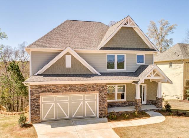 544 Pine Way, Dallas, GA 30157 (MLS #6528197) :: North Atlanta Home Team