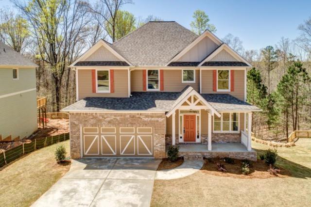 576 Pine Way, Dallas, GA 30157 (MLS #6528207) :: North Atlanta Home Team