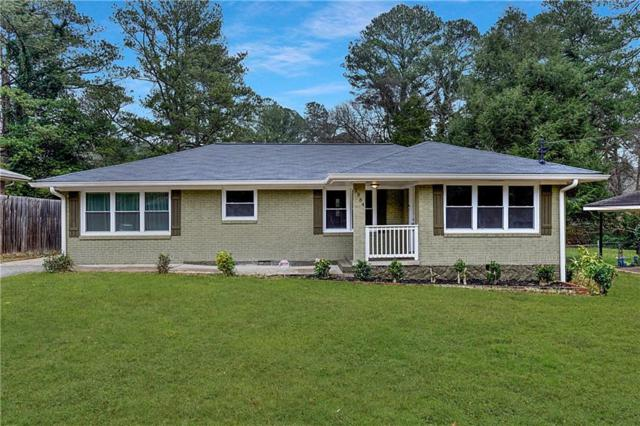 1984 S Columbia Place, Decatur, GA 30032 (MLS #6528263) :: Iconic Living Real Estate Professionals