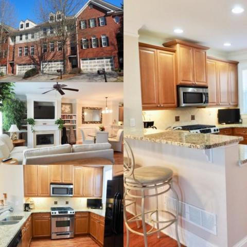 5489 Glenridge View #2314, Atlanta, GA 30342 (MLS #6528835) :: Iconic Living Real Estate Professionals