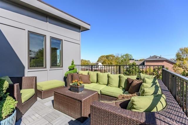 600 Bonaventure Avenue NE #3, Atlanta, GA 30306 (MLS #6528919) :: Iconic Living Real Estate Professionals
