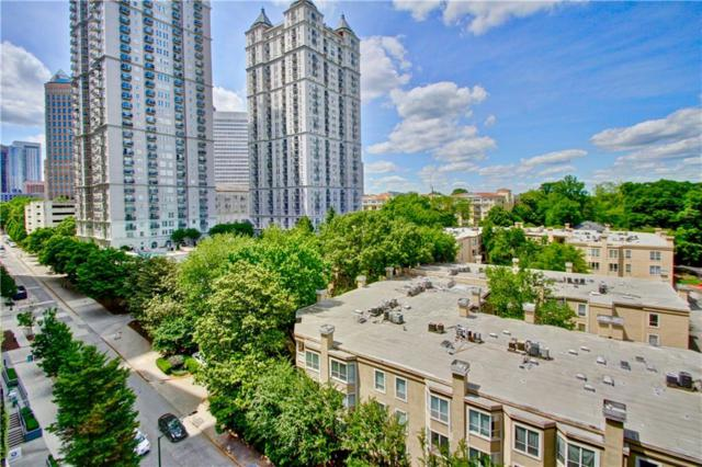 275 13th Street NE #809, Atlanta, GA 30309 (MLS #6529326) :: The Zac Team @ RE/MAX Metro Atlanta