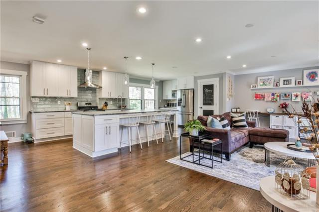 2181 Fox Hound Parkway, Marietta, GA 30062 (MLS #6529519) :: Iconic Living Real Estate Professionals
