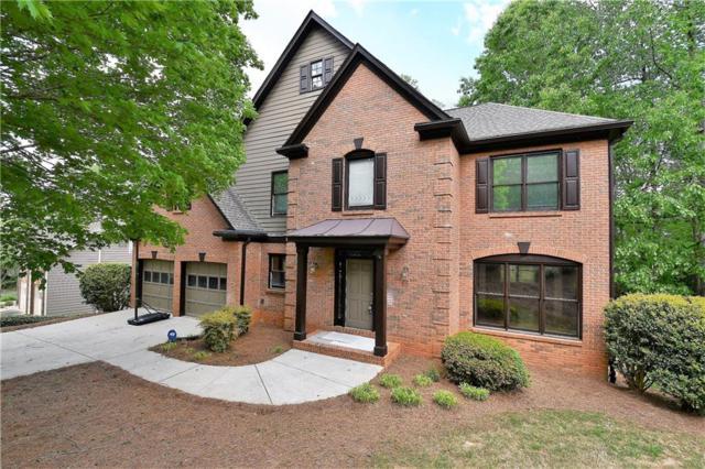 270 Tumbling Creek Drive, Alpharetta, GA 30005 (MLS #6530184) :: North Atlanta Home Team