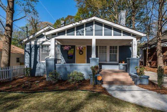 1511 Sylvan Road SW, Atlanta, GA 30310 (MLS #6530219) :: Iconic Living Real Estate Professionals
