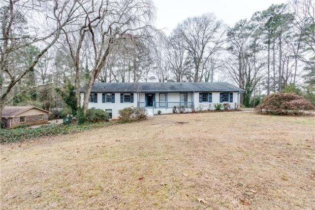 240 E Valley Drive, Marietta, GA 30068 (MLS #6530262) :: North Atlanta Home Team