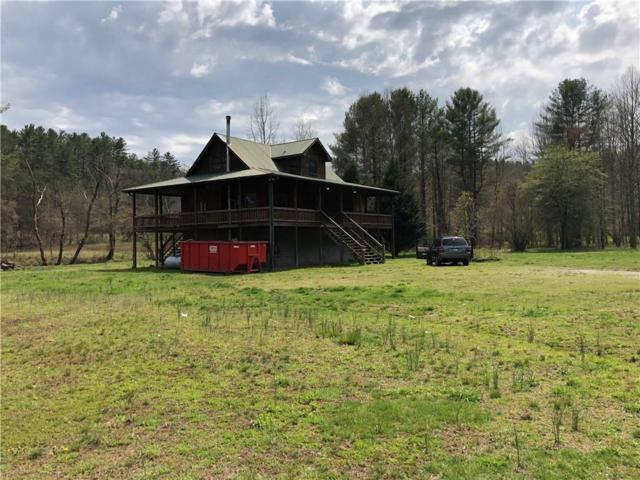 407 Laurel Circle, Blue Ridge, GA 30513 (MLS #6530365) :: Iconic Living Real Estate Professionals