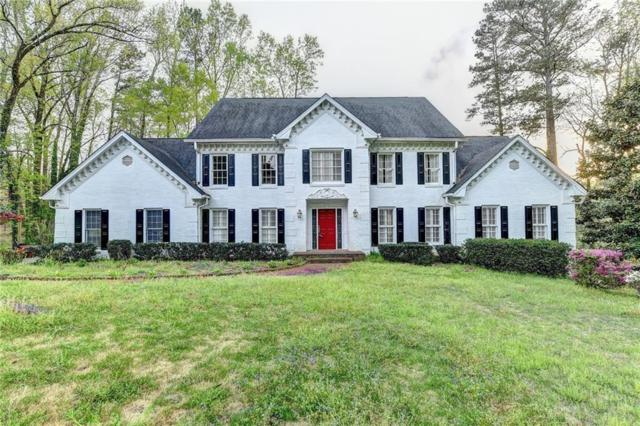 5109 Chastleton Court, Stone Mountain, GA 30087 (MLS #6530478) :: Hollingsworth & Company Real Estate