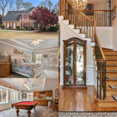 220 Sandridge Court, Alpharetta, GA 30022 (MLS #6530939) :: Iconic Living Real Estate Professionals