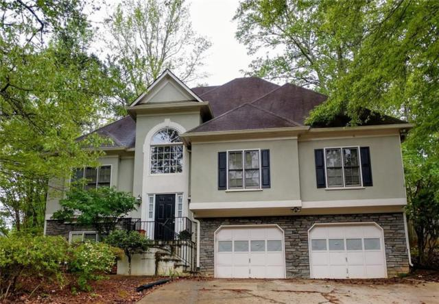 1139 Cool Springs Drive NW, Kennesaw, GA 30144 (MLS #6531003) :: Iconic Living Real Estate Professionals