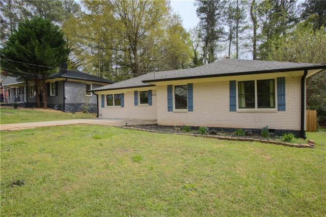 1861 Camellia Drive, Decatur, GA 30032 (MLS #6531484) :: The Zac Team @ RE/MAX Metro Atlanta